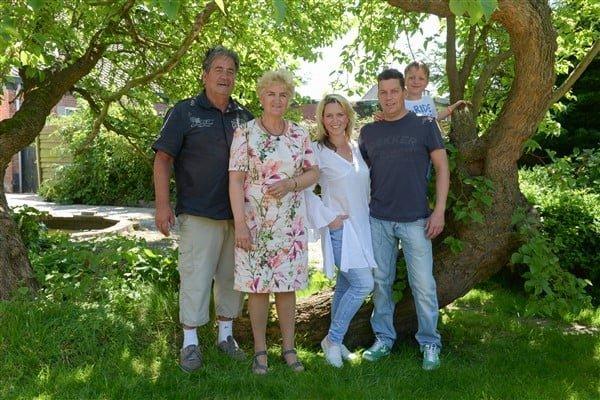 Familie Steenvoorden & Dekker